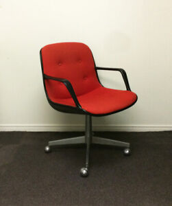 Vintage Steelcase 451 Series Executive Chair