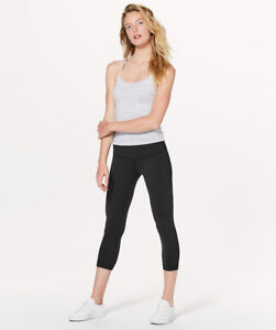 BRAND NEW Lululemon Wunder Under Crop