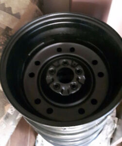 "Superb Condition 16"" steel wheels/rims"