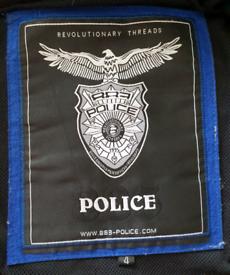 Mens Police Jacket size M