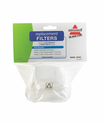 vacuum filter for easy mate and featherweight