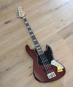 Bacchus Craft Japan - WL4-MAHO/R - 4 string bass Mahogany body