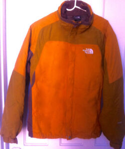 NORTH FACE polyester-filled jacket