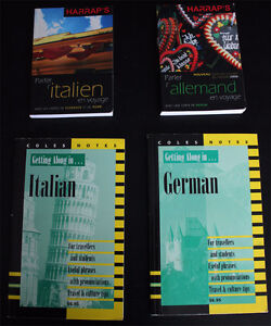 German and Italian books West Island Greater Montréal image 1