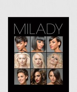 Midlady 2016-2017 Hairstyling College Textbook