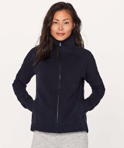 Lululemon NWT Wind Down Jacket Size 6
