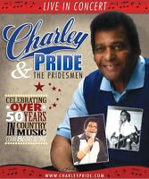 CHARLEY PRIDE IS COMING TO MONCTON
