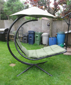 Vivere Hammock Chair – Hanging Swing Chair