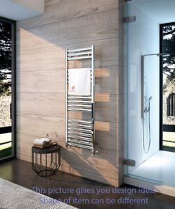 ELECTRIC BATHROOM TOWEL WARMER/CHAUFFE SERVIETTES ELECTRIQUE