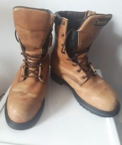 Mens RED WING Gore-Tex work boots 7EE