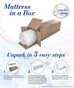 DOUBLE MATTRESS MEMORY FOAM