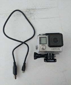GoPro Hero4 Silver with 64GB memory card