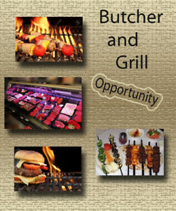 Butcher shop and Grill Opportunity