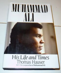 Muhammad Ali - His Life and Times Signed Copy
