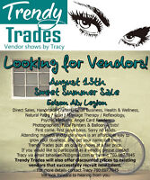 Vendor shows & Markets 2016 - Book NOW!!!