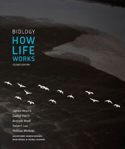 Biology: How Life Works- 2nd Edition