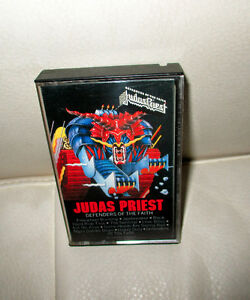 JUDAS PRIEST   DEFFENDERS OF THE FAITH