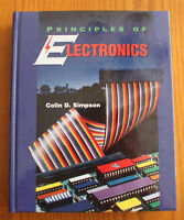 Principles of Electronics - Colin D. Simpson