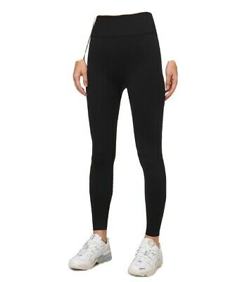 LULULEMON Black High Waisted Ebb to Street Tight Legging Sz US4 UK6-8 XS