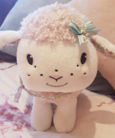 Baby Annabell walking lamb