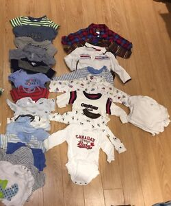 Boys 6-12m clothing