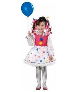 Costume d'halloween de clown M (T3-T4)
