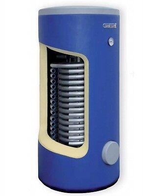400 Max Speicher (400 Liter Multivalenter Kombispeicher Maxi - 1 max. großer Wärmetauscher | NEU)