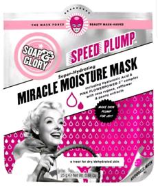 Soap & Glory Speed Plump Miracle Moisture Mask