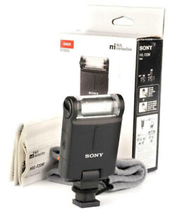 Sony HVLF20M Flash. Has Master function to fire off camera flash