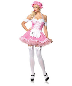 Ladies little miss muffet costume size S