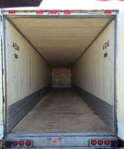 Self Storage Trailer for Rent