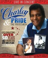 CHARLEY PRIDE IS COMING TO HALIFAX