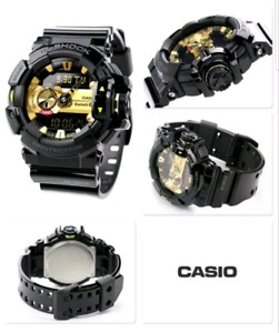 Casio G-SHOCK G-MIX GBA-400 LIKE NEW!