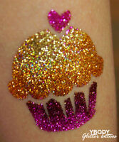 Glitter Girls Glitter Tattoos- Add the WOW factor (204) 663-1000
