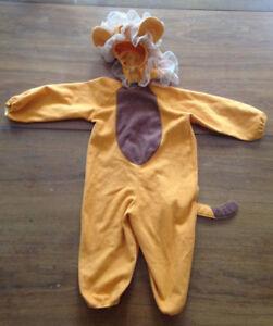 Halloween Costume - Lion