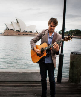 Acoustic guitarist, singer, band or DJ for any event! Paddington Eastern Suburbs Preview