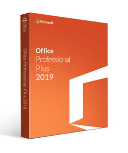 Microsoft Office 2016 or 2019 - 1 Win PC - Instant Delivery