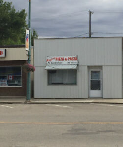 Pizza Restaurant for sale or lease.