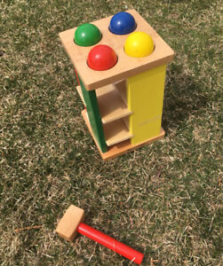 Toddler Hammering Toy