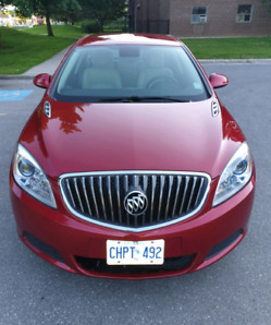 2014 Buick Verano for $13,200 and no taxes