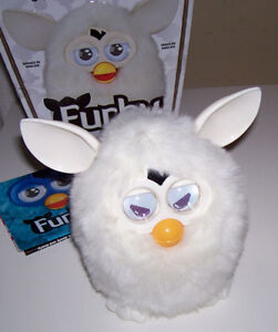 Furby 2012 Edition Yellow and White Pair London Ontario image 2