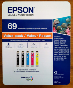 Epson Ink Cartridges - Type 69