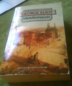 Middlemarch by George Eliot  Wordsworth Classics