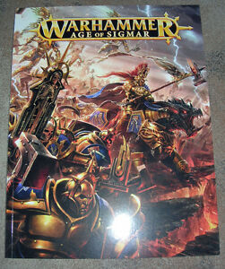 Age of Sigmar Book Kitchener / Waterloo Kitchener Area image 1