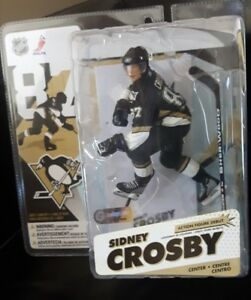 "BN, ""Sidney Crosby, Rookie "" Action Figure"