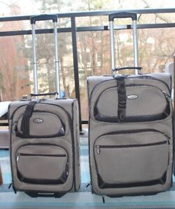 Set of Two Suit Cases