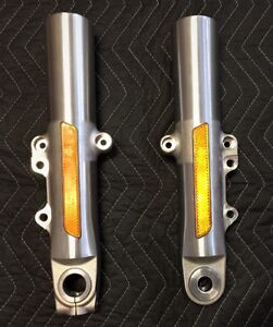 Harley Davidson / Showa Dual Lower Fork Leg Sliders