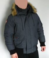 ★★ CANADA GOOSE (similaire / look like) ★ NEUF ★ Noir ou gris ★