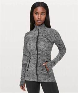 lululemon contour jacket size 8