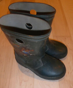 Rubber boots Diego, kids size 10, good condition